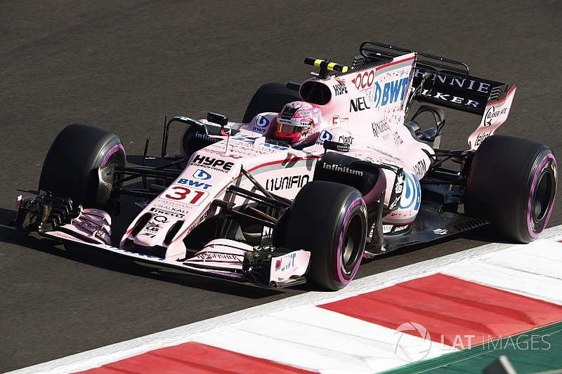 Force India celebra 4º lugar e libera disputa entre pilotos