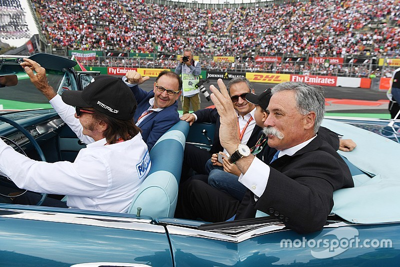 El GP de México se distancia de críticas a Liberty