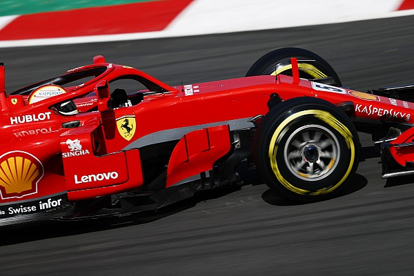 Ferrari a trois problèmes à résoudre, affirme Vettel