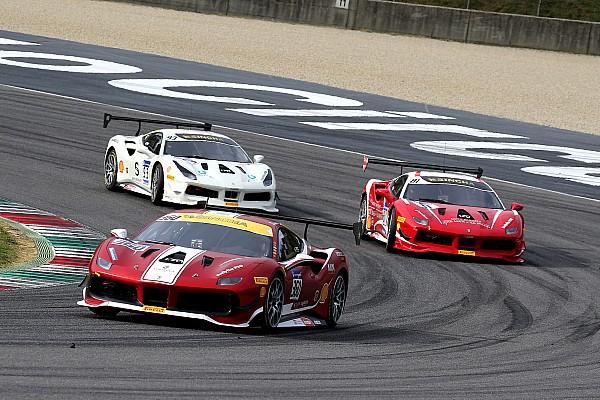 Ferrari Crónica de Carrera Laursen se lleva el triunfo en la Final Mundial de la Copa Shell
