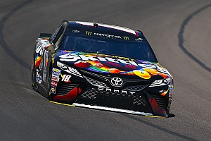 NASCAR Cup Race report Kyle Busch beats Harvick to Stage 1 win at Phoenix
