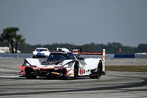 IMSA Crónica de entrenamientos Castroneves logra el mejor tiempo para Penske en el inicio en Sebring