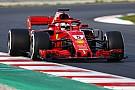Barcelone, J7 - Vettel écrase le record du circuit!