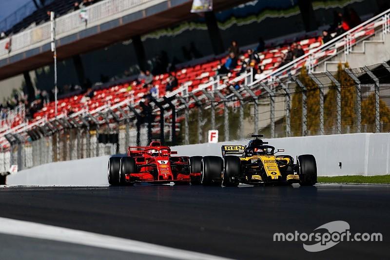 Renault diz que apoiaria teto de gastos na F1
