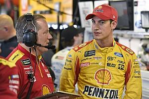 NASCAR Cup Noticias de última hora Logano espera que su suerte cambie en Michigan