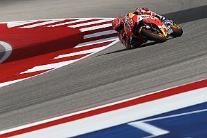 MotoGP Relato do treino livre Márquez fecha sexta-feira na frente em Austin; Rossi é 4º