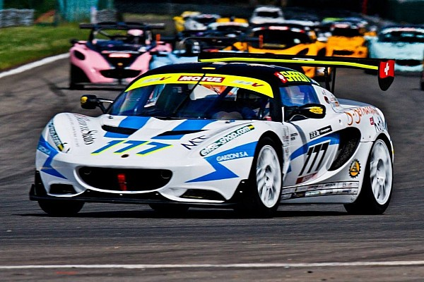 GT Ultime notizie Lotus Cup Europe: Sharon Scolari consolida la leadership in Belgio