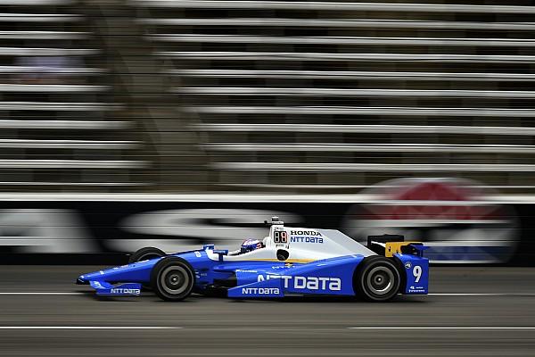 IndyCar Dixon fue el más veloz en la primera práctica en Texas