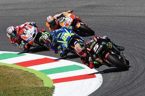 MotoGP 2017 in Mugello: Das Rennergebnis in Bildern