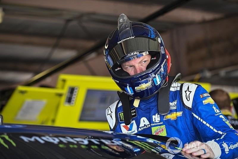 Dale Earnhardt Jr. tops final practice at Daytona