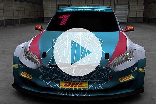 Video, tutto sulla Tesla P100DL 2.0 da corsa dell'EGT!