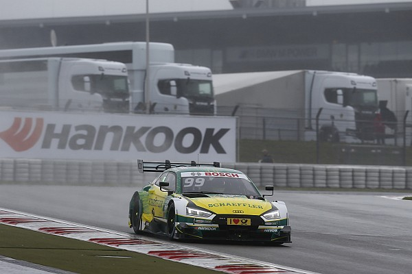 DTM Audi vetoed scrapping DTM performance weights at Zandvoort