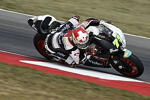 Moto2 Reporte de la carrera Triunfo de Aegerter y Luthi saca provecho por el campeonato