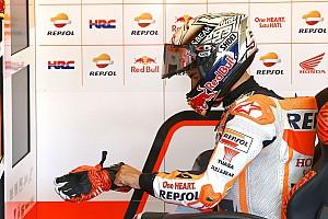MotoGP Reactions Insiden latihan start, Marquez kesal dengan Iannone
