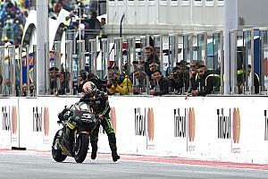MotoGP Важливі новини Зарко: Власноруч доштовхати мотоцикл до фінішу - все ж краще, ніж нічого