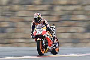 MotoGP Репортаж з практики Гран Прі Арагону: Педроса очолив другу практику
