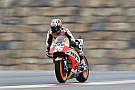 MotoGP Pedrosa lidera dia em Aragón; Rossi retorna e fica em 20º