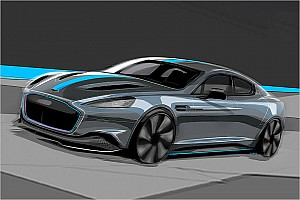 Automotive News Aston Martin kündigt 1. Elektro-Sportwagen für 2019 an