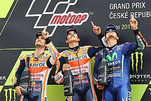 MotoGP Hasil Klasemen pembalap setelah MotoGP Rep. Ceko