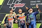 Márquez, de nuevo el más pillo, vuelve a ganar en Brno