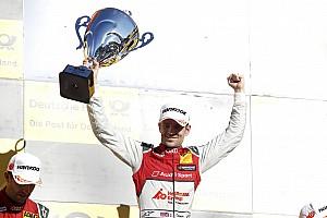 DTM Crónica de Carrera Green gana en Hockenheim