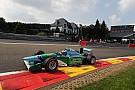Galeria: Filho de Schumacher pilota Benetton do pai em Spa
