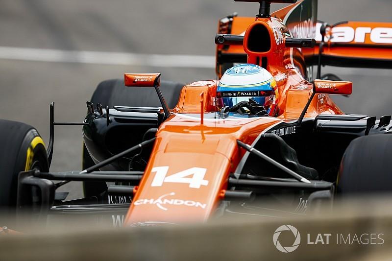 """Alonso: """"Egy jó motorral ott lennénk az élen!"""""""