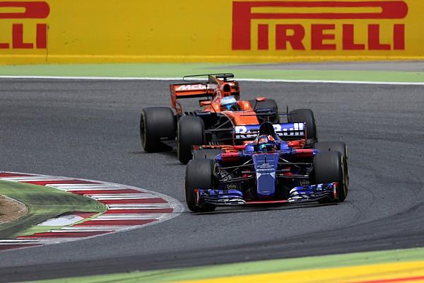 McLaren admite que la estrategia de Alonso en Barcelona podría haber sido mejor