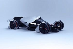 24 heures du Mans Actualités Un designer imagine une Tesla pour les 24 Heures du Mans