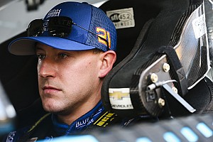NASCAR XFINITY Qualifying report Hemric beats Larson to pole for Daytona Xfinity race