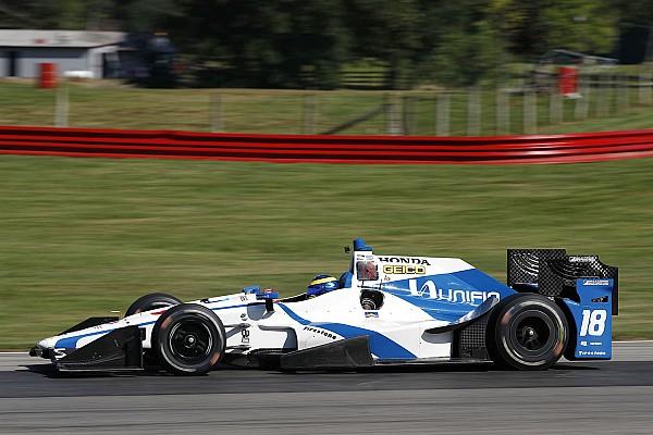 Bourdais weer in actie na revalidatie Indy-crash
