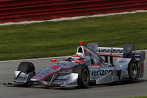 IndyCar Qualifiche Will Power centra la pole position nelle qualifiche di Mid-Ohio