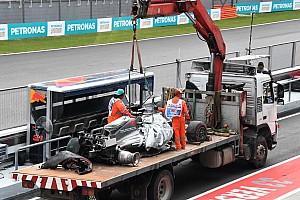 Formule 1 Actualités Crash de Grosjean: Haas discute d'une indemnisation avec Sepang