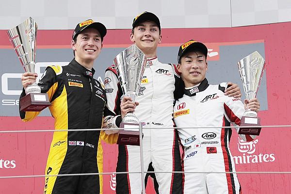 GP3 Red Bull Ring: Russell dominan, ART kuasai podium