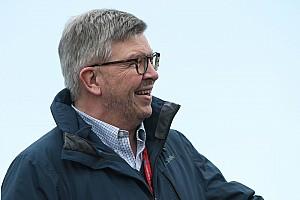 Formula 1 Breaking news Brawn doesn't want