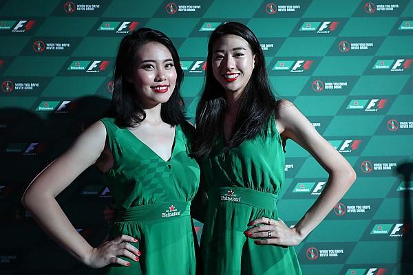 Formel 1 2017: Die schönsten Girls beim GP Singapur