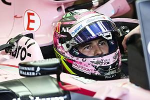 Formule 1 Actualités Officiel - Sergio Pérez prolonge chez Force India