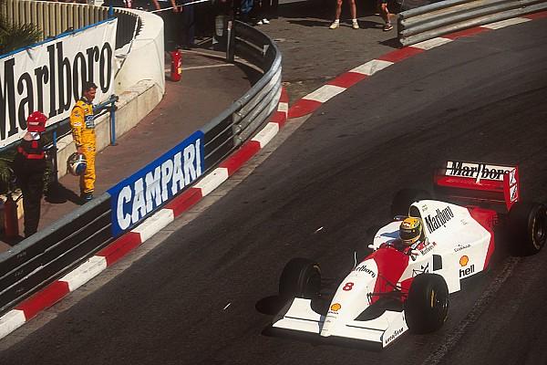 F1 Nostalgia GALERÍA: las seis victorias de Senna en Mónaco
