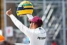 Bruno Senna revela alegria da família com feito de Hamilton