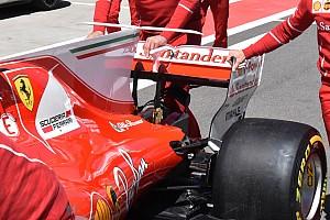 Ferrari: si rivede il doppio Monkey seat sulla SF70H