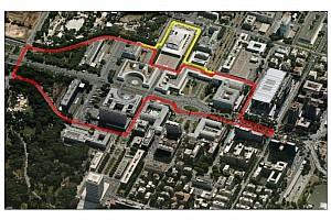Ecco il tracciato che ospiterà il primo ePrix di Roma!