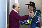MotoGP Pour Ezpeleta, les propos concernant une retraite de Rossi sont infondés