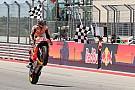 MotoGP MotoGP Amerika: Marquez rajai balapan, Vinales terjatuh