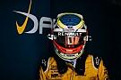 أوليفر رولاند يحصل على دور سائق التطوير لفريق رينو للفورمولا واحد