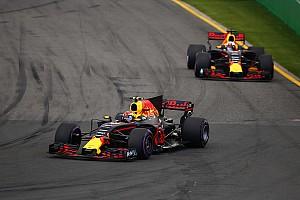 Verstappen says 2017 F1 races