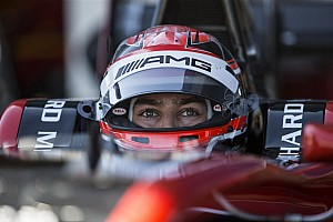 GP3 Отчет о квалификации Рассел пересел из Force India в машину GP3 и выиграл квалификацию