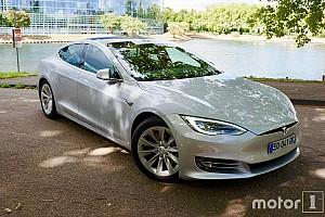 Auto Actualités Notre essai de la Tesla Model S 75D!
