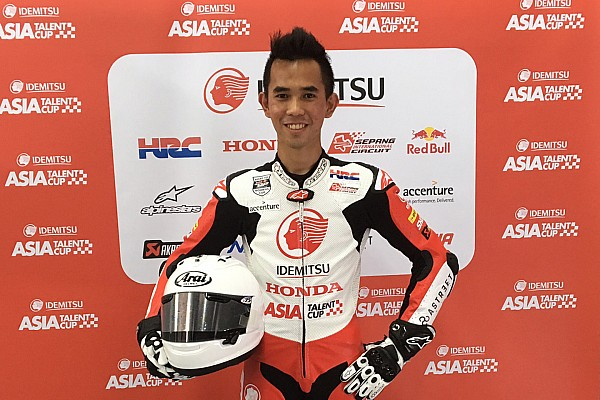 ATC Breaking news Gerry Salim kembali beraksi di Asia Talent Cup