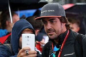 Alonso: Geleceğim McLaren'ın motor kararına bağlı değil