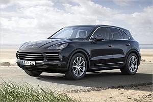 Automotive News 3. Generation: So sieht der neue Porsche Cayenne aus